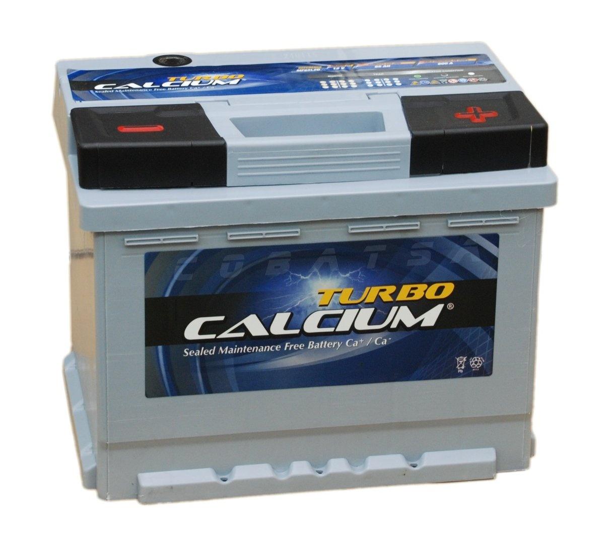 tipos de baterias de coche